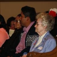Sister Mary McCauley at Interfaith Prayer Service.JPG